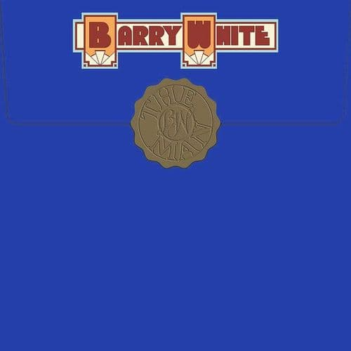 Barry White<br>Barry White The Man<br>LP, RE, 180g